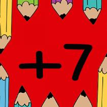 Logo del grupo + 7